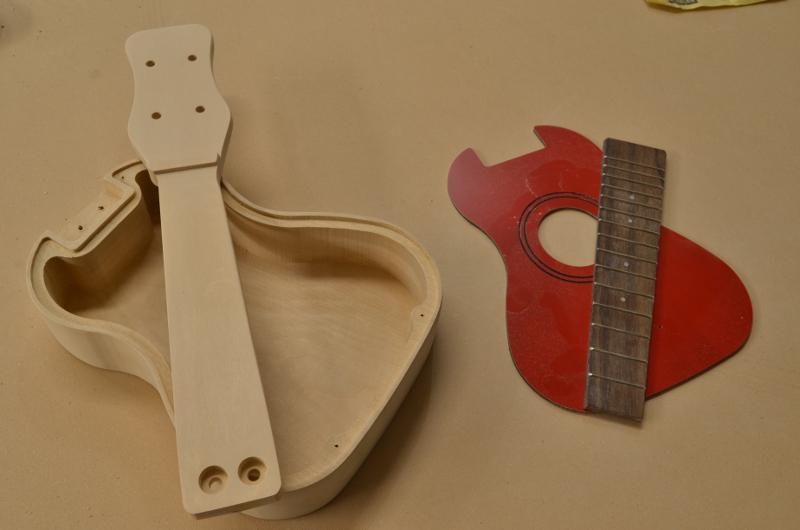 Simple Ukulele (parts)