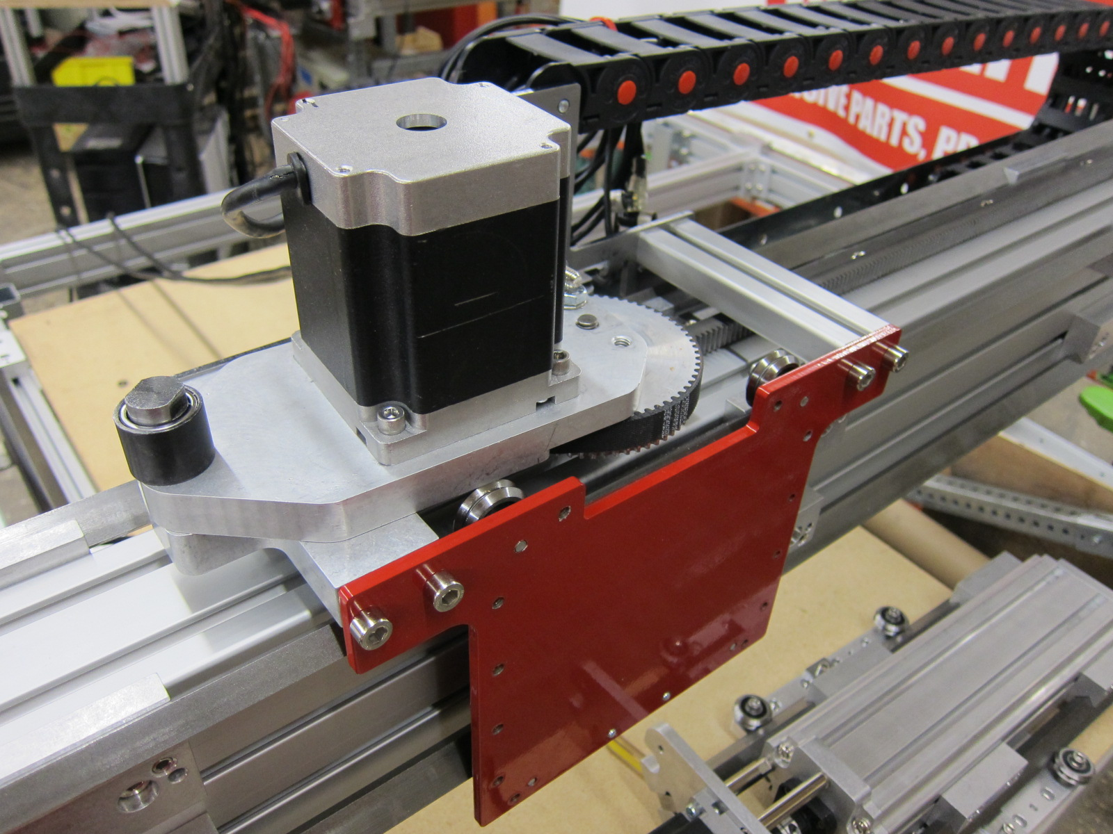 Tips And Tricks For Pro Cnc Machine Construction Rev 14 1