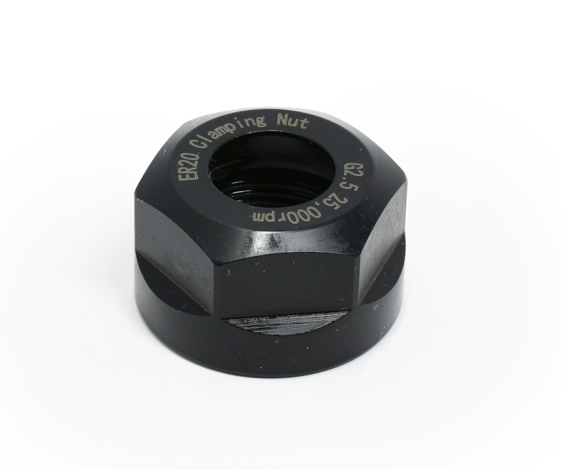 Balanced ER20 Collet Nut