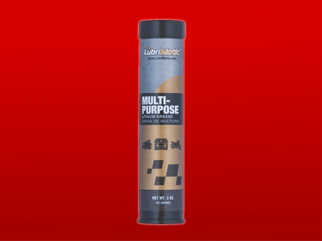 Multi Purpose Grease, 3 oz tube
