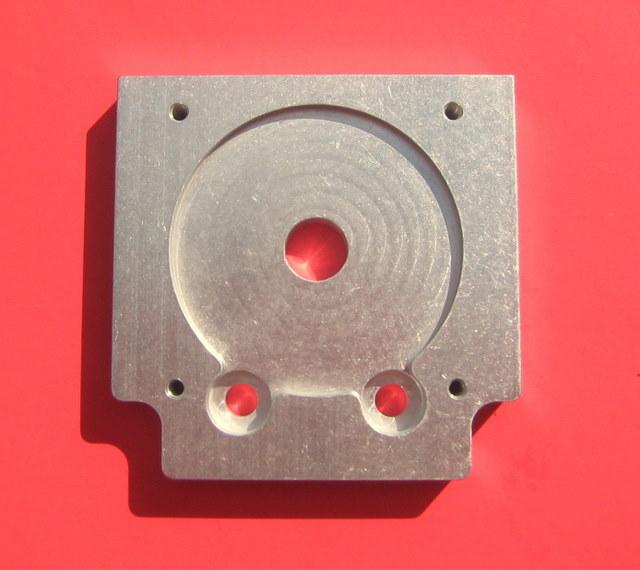 Nema 34 motor mount crp107 01 cncrouterparts for Nema 34 stepper motor mount