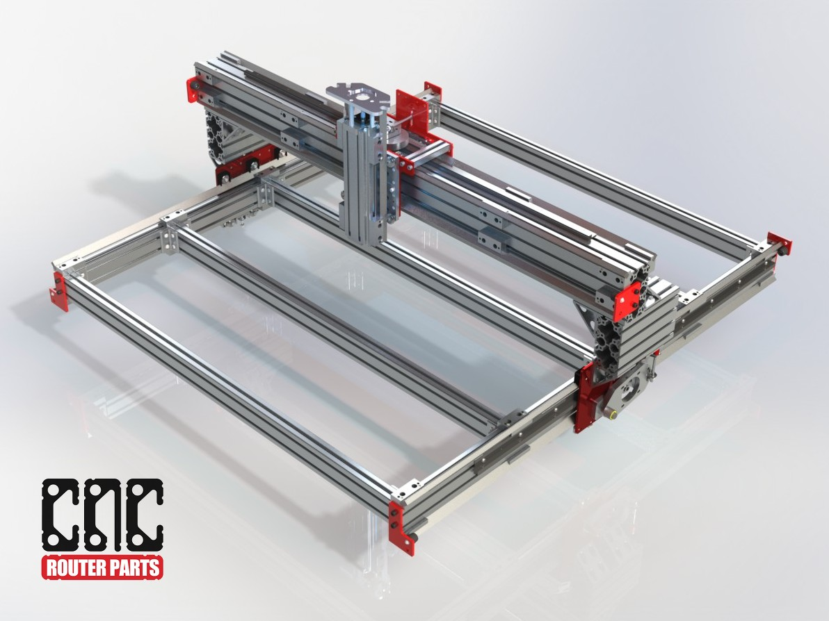 Our new PRO4848 CNC machine kit offers higher speeds, easier assembly ...