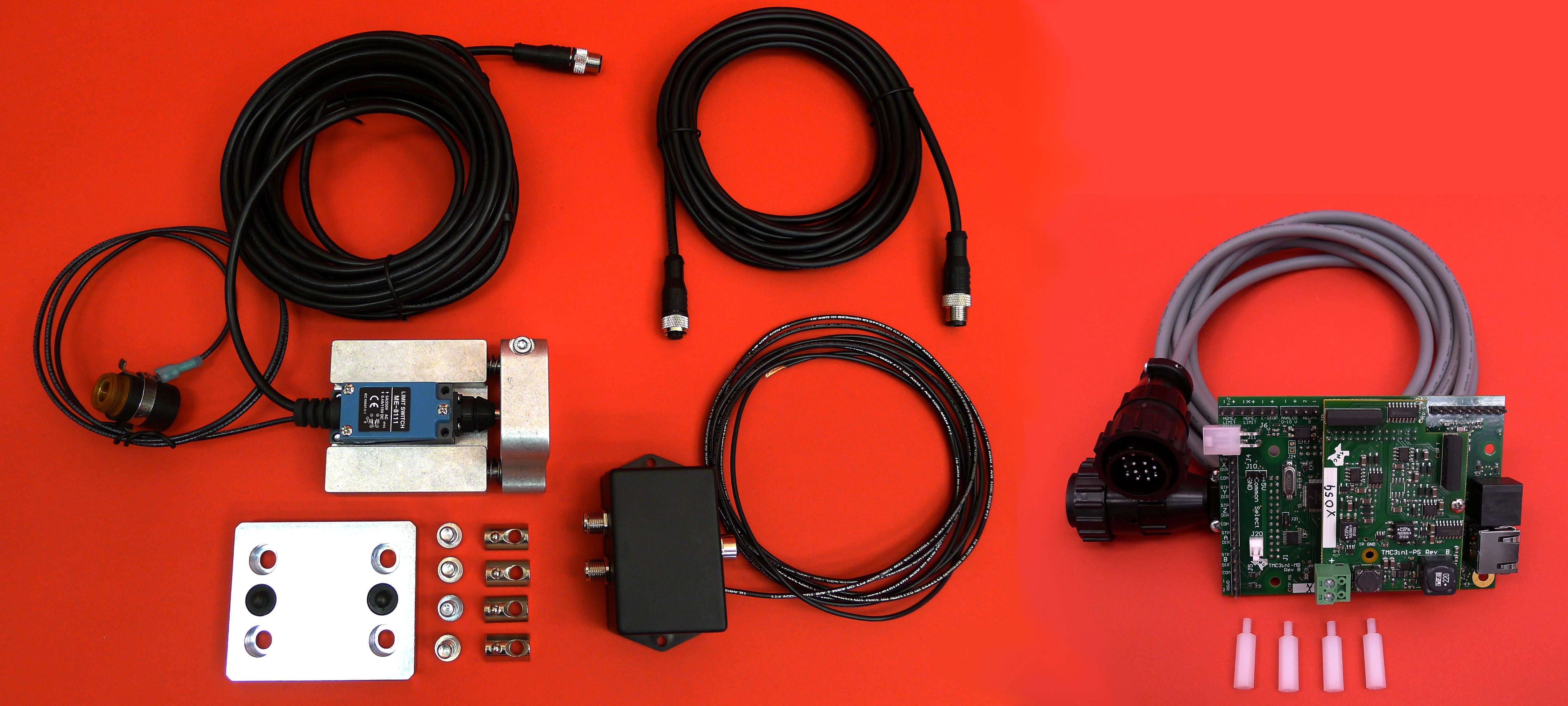 Pro Cnc Plasma Kit Cncrouterparts Hobby Circuit Kits Click To Enlarge
