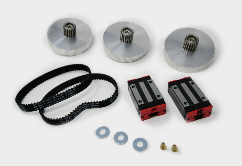 PRO CNC NEMA 34 Spare Parts Bundle