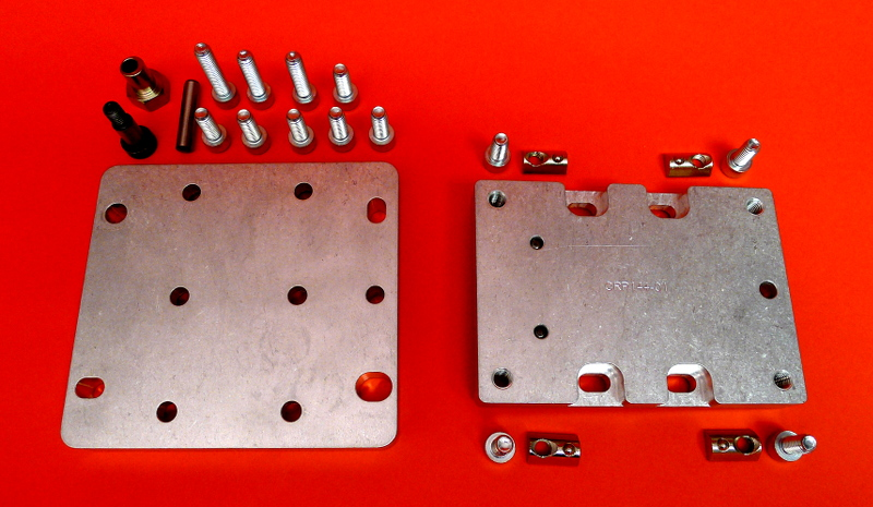 2.2 kW GMT Spindle Mount from CNC Router Parts