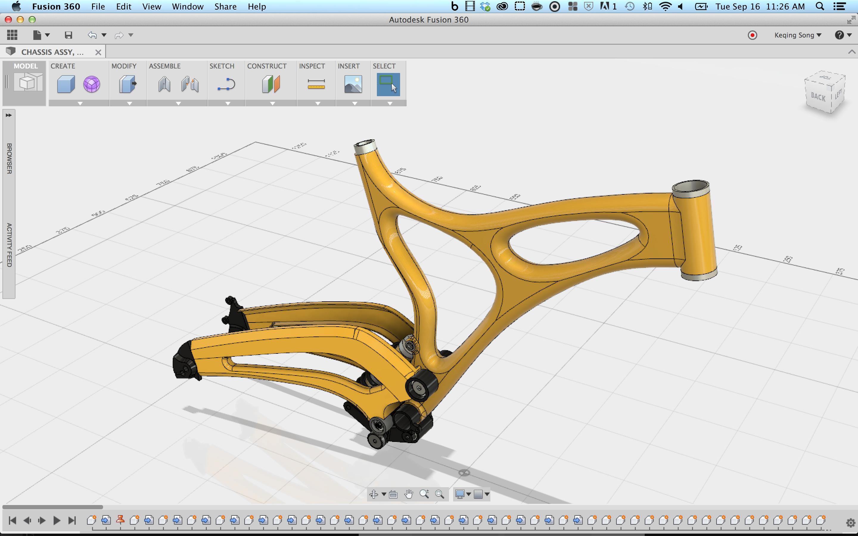 Autodesk Fusion 360 CAD/CAM | Avid CNC | CNC Router Parts