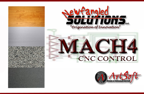 Mach4 CNC Control Software   Avid CNC   CNC Router Parts