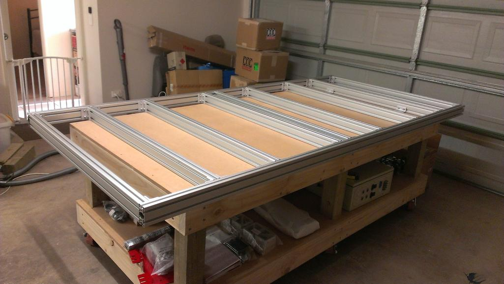 Cnc Router Kit 4x8 Router Image Oakwoodclub Org