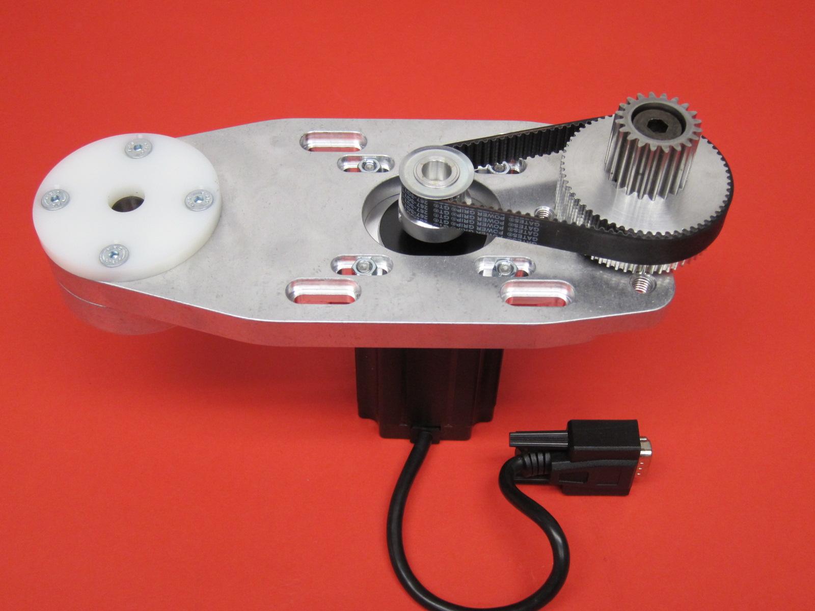 Pro Rack And Pinion Drive Nema 23 Avid Cnc Cnc Router