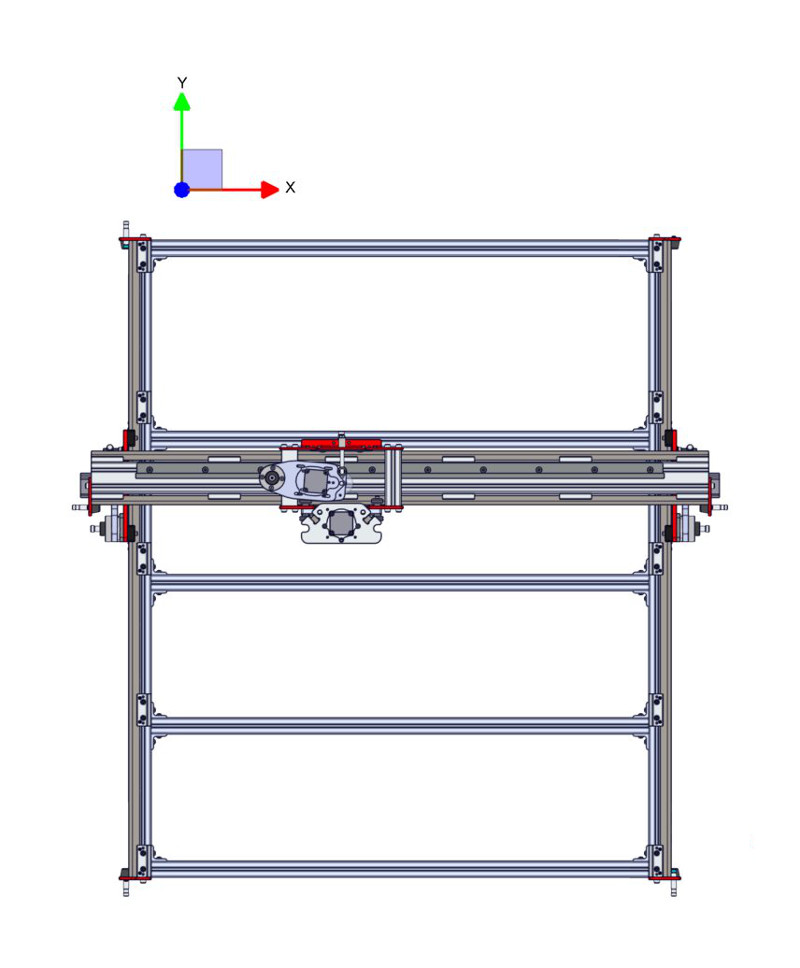 It Can Be Helpful To Stand At The Front Of Machine Facing Gantry Looking Z Axis In Order Visualize Coordinate System: Arrow Board Wiring Diagram Micro Switch At Eklablog.co