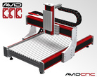 Benchtop PRO 2436 2' x 3' CNC Machine Kit
