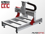 Benchtop Standard 2436 2' x 3' CNC Machine Kit