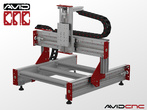 Benchtop Standard 2424 2' x 2' CNC Machine Kit