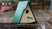 Snap & Glue Birdhouse