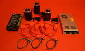 3-Drive DIY NEMA 23 Electronics Kit