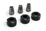 ER20 Collet and Nut Set, Imperial