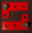 Gantry Axis Bumper Kit, Pair